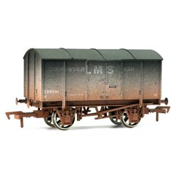 Gunpowder Van LMS 299031 Weathered