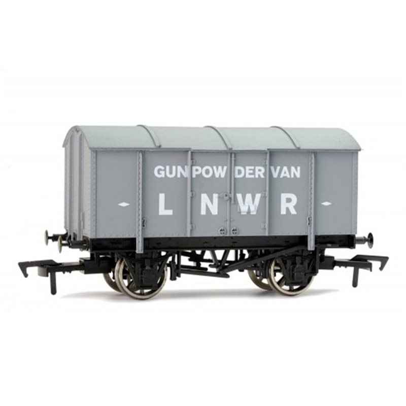 gunpowder van lnwr