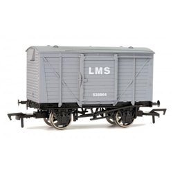 Ventilated Van LMS