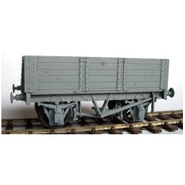 10ton 5 planks Fixed End Wagon