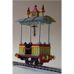 Festival Railway Coach Kit Gn15