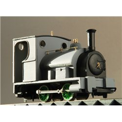7mm NG 'ODIN' a Saddle Tank Locomotive body kit