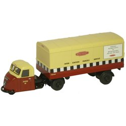 British Rail Scarab Van Trailer