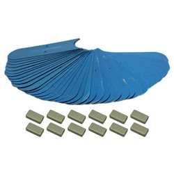 POWERBASE OO Value Pack (5m & 12 Magnets)