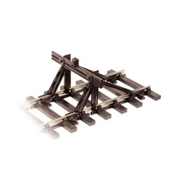 Buffer Stops - Rail Built - O gauge