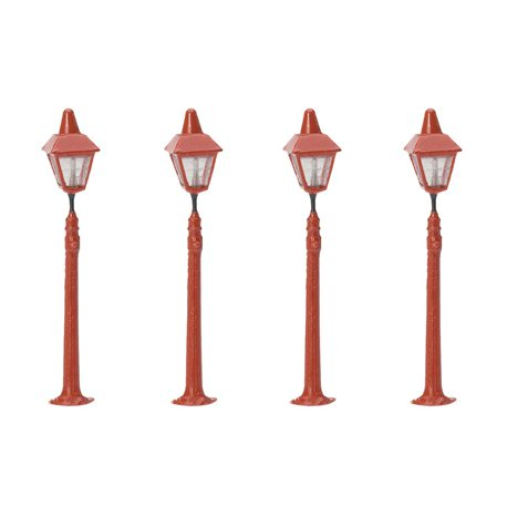 STATION LAMPS PK4