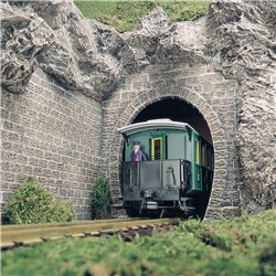 G scale tunnel portals (2)