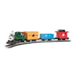 Fast Freight train set G scale