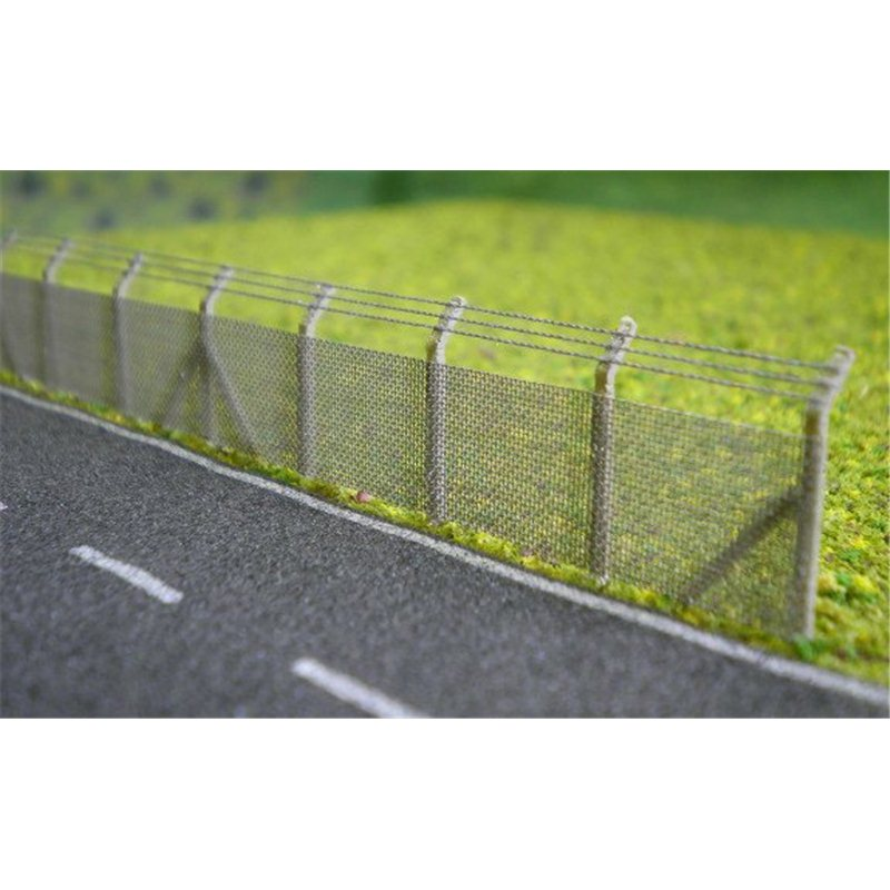 Security fencing kit nf