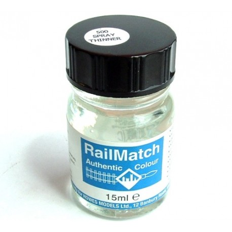 Railmatch thinner - Enamel Pot
