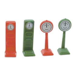Weighing Machines 2 personnel and 2 parcel types