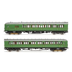 SR 2-BIL 2 Car Electric Multiple Unit Train Pack