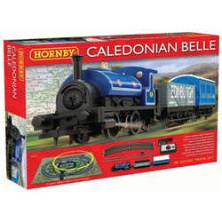 Caledonian Belle Train Set