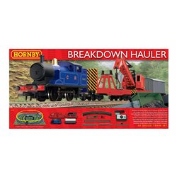 Breakdown Hauler Train Set