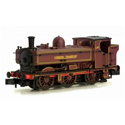 PANNIER L97 London Transport Maroon