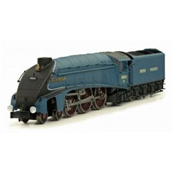 "A4 steam locomotive 60004 ""William Whitelaw"" in British Railways Garter blue"