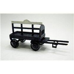 Horse Drawn Coal Wagon Kit