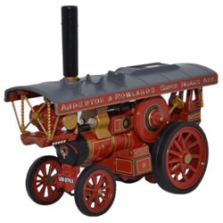 Fowler B6 Showmans Locomotive The Lion And