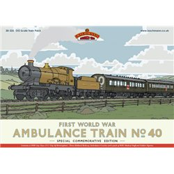 Ambulance train pack