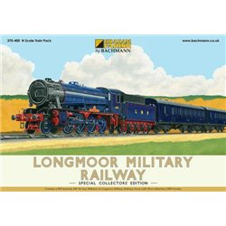 Longmoor Military Railway Train Pack