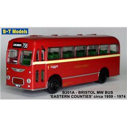 Bristol MW SD - Eastern Counties (Cromer)
