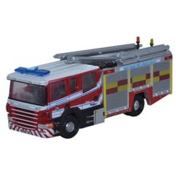 Scania Pump Ladder West Sussex Fire &