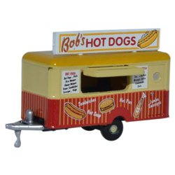 Mobile Trailer Bobs Hot Dogs
