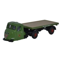Scammell Scarab Flatbed BRS Parcels