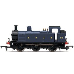 S&DJR 0-6-0T Locomotive