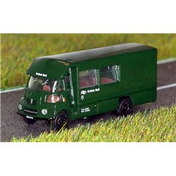 Leyland FG Crewbus - British Rail Green