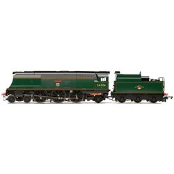 BR 4-6-2 'Bude' West Country Class - Late BR
