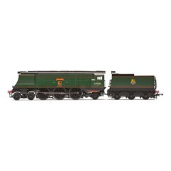 "BR 4-6-2 ""Exeter"" West Country Class - BR Green"