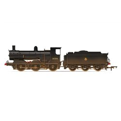 BR 0-6-0 700 Class - Early BR, Weathered