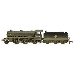 BR 2-6-0 K1 Class - Early BR, Weathered