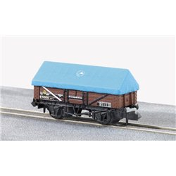 China Clay Hood Wagon