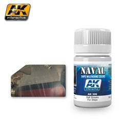 AK Interactive - 35ml Salt Streaks for Ships
