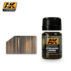 AK Interactive - 35ml Streaking Grime