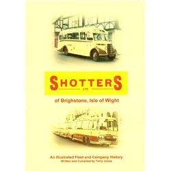 Book: History of Isle of Wight bus company Shotters