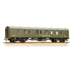 BR MK1 BG Full Brake Departmental Olive Green Weathered