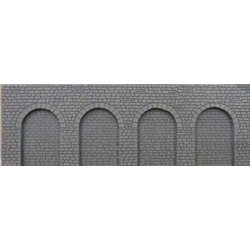 Jordan Recessed Arches Embossed Sheet 920