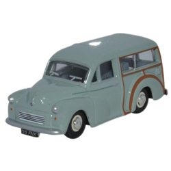 Morris Minor Traveller Smoke Grey
