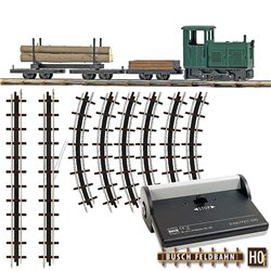 Narrow Gauge Start Set Timber