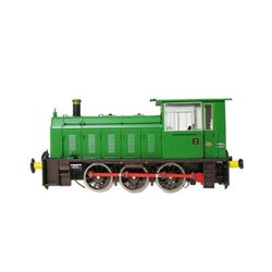 Class 05 Shunter CIDER QUEEN Industrial Livery