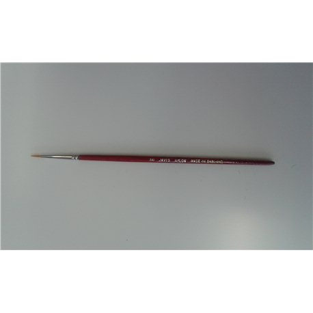 Golden Nylon brush 2/0 (00)