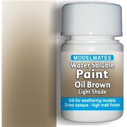 Opaque Weatk - Light oil