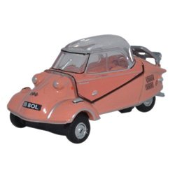 Messerschmitt KR200 Bubble Top Rose