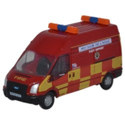 Ford Transit LWB West Sussex Fire &