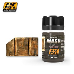 35ml Wash for Wood