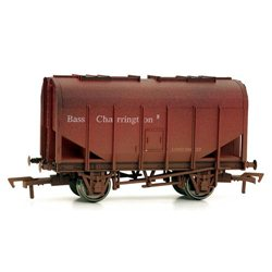 Bulk Grain Hopper Bass Charrington (Weathered)