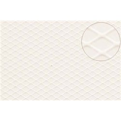 Plastic sheet chequer plate 4mm